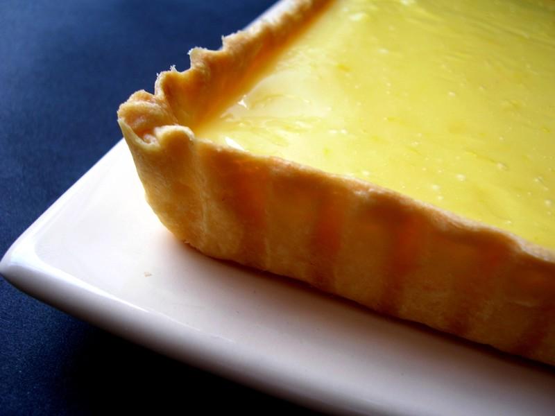 Tarte au citron lemon curd pierre herm cuisine plurielle - Tarte au citron cuisine az ...