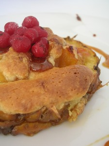 Gratin_ananas_fruits_rouges_006
