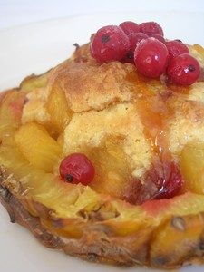 Gratin_ananas_fruits_rouges_009