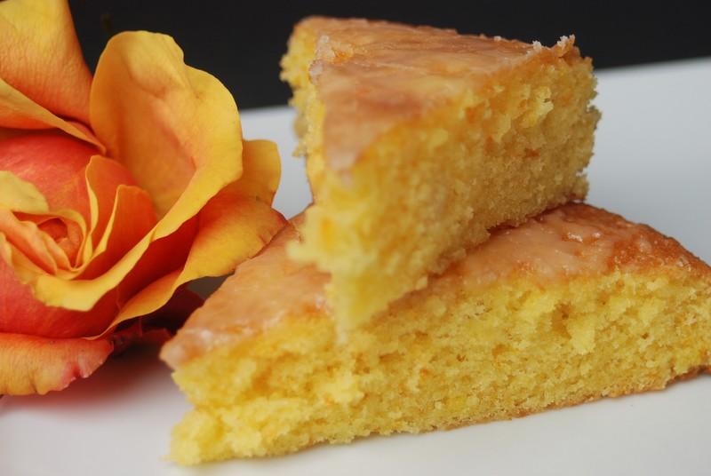Gâteau Glacé à Lorange Cuisine Plurielle