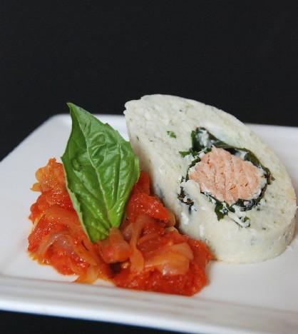 Mousseline de lotte au saumon et basilic cuisine plurielle - Une mousseline en cuisine ...