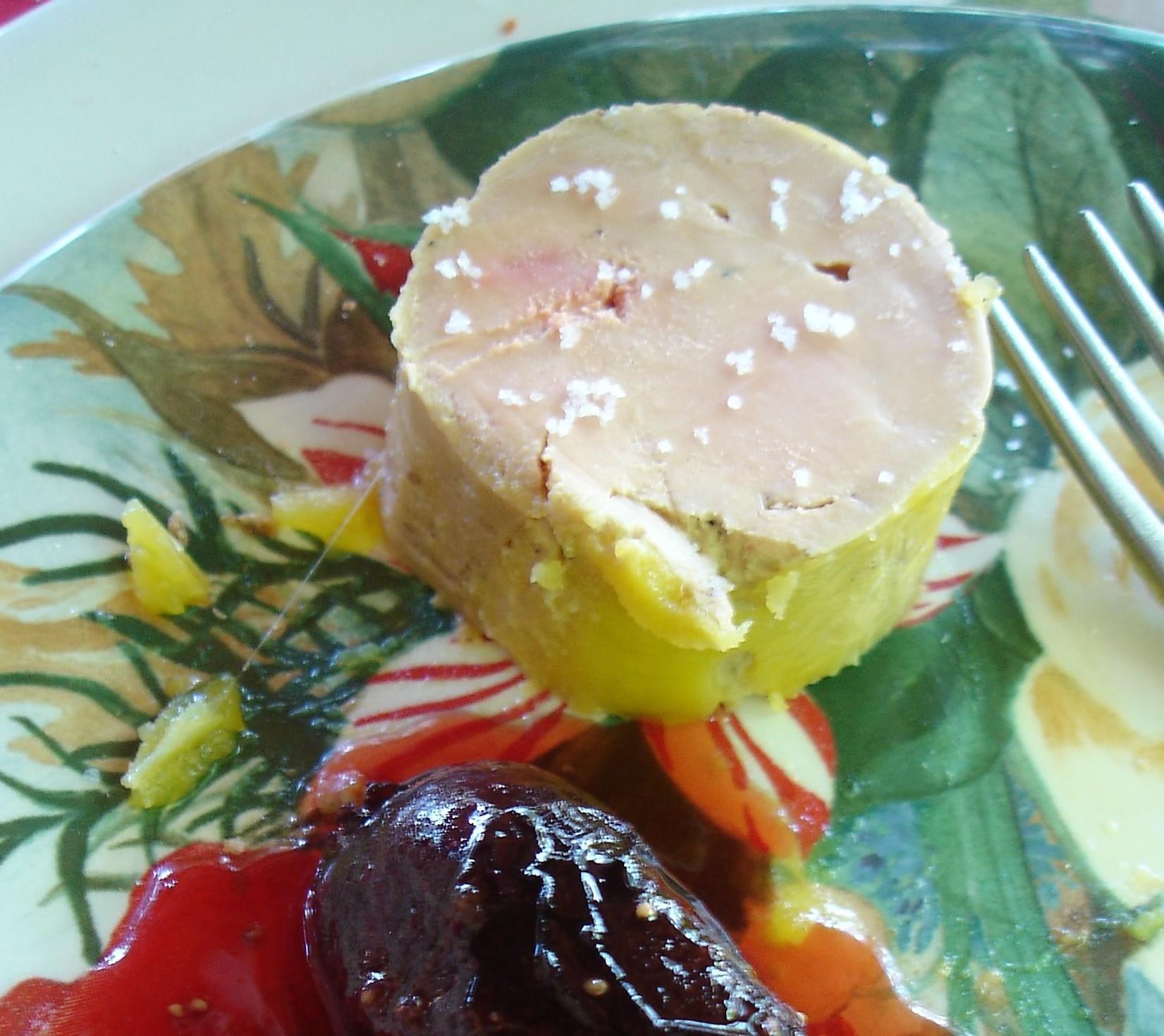 Faire son foie gras m thode cong lation compot e de figues au vin blanc quelques concours en - Faire son foie gras ...