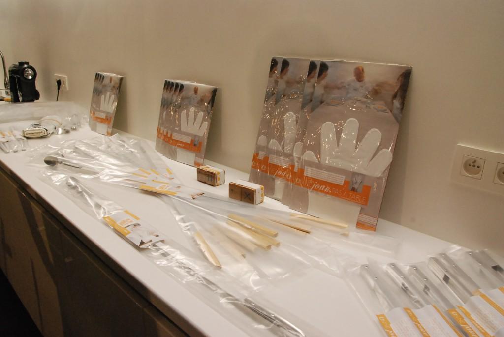 journ e de la gastronomie on s 39 amuse table avec une designer cuisine plurielle. Black Bedroom Furniture Sets. Home Design Ideas