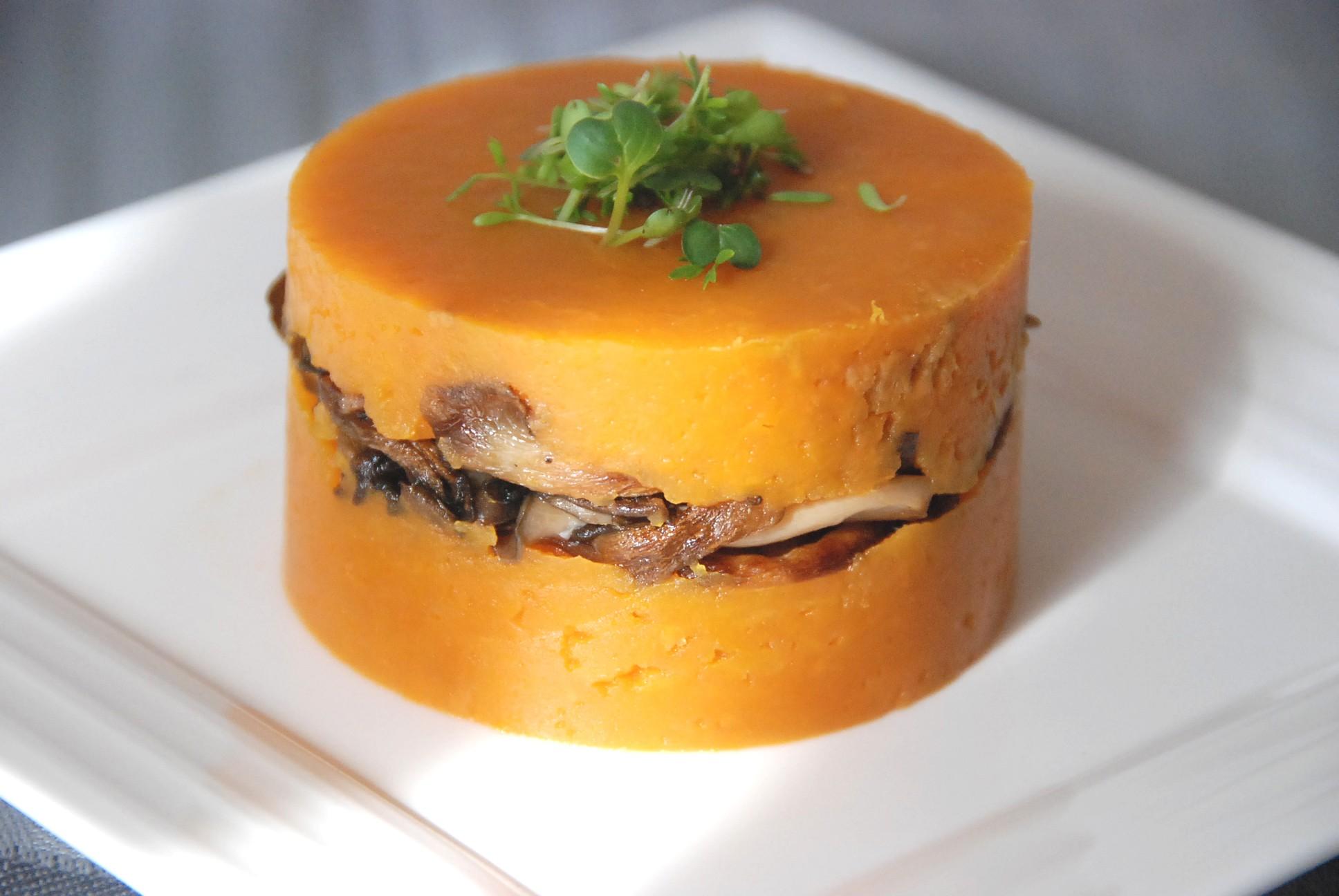 Parmentier v g tarien cuisine plurielle - Bouture de patate douce ...