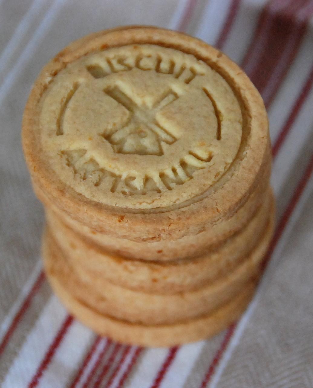 sablés orange biscuit artisanal 016
