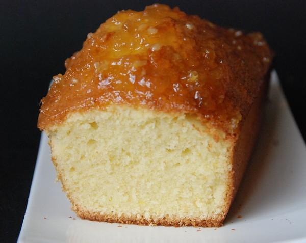 cake bergamote  Pierre Hermé  9
