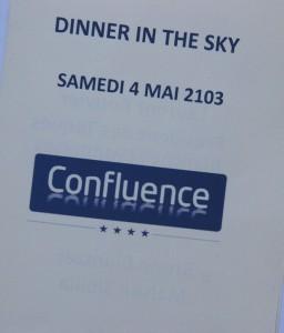 Dinner in the sky 128