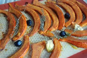 potimarron rôti aux épices 2