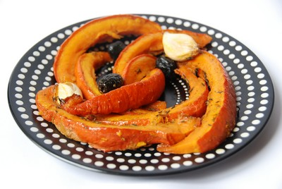 potimarron rôti aux épices 4