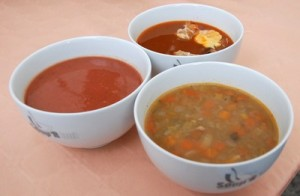 Soup R bol 3 soupes