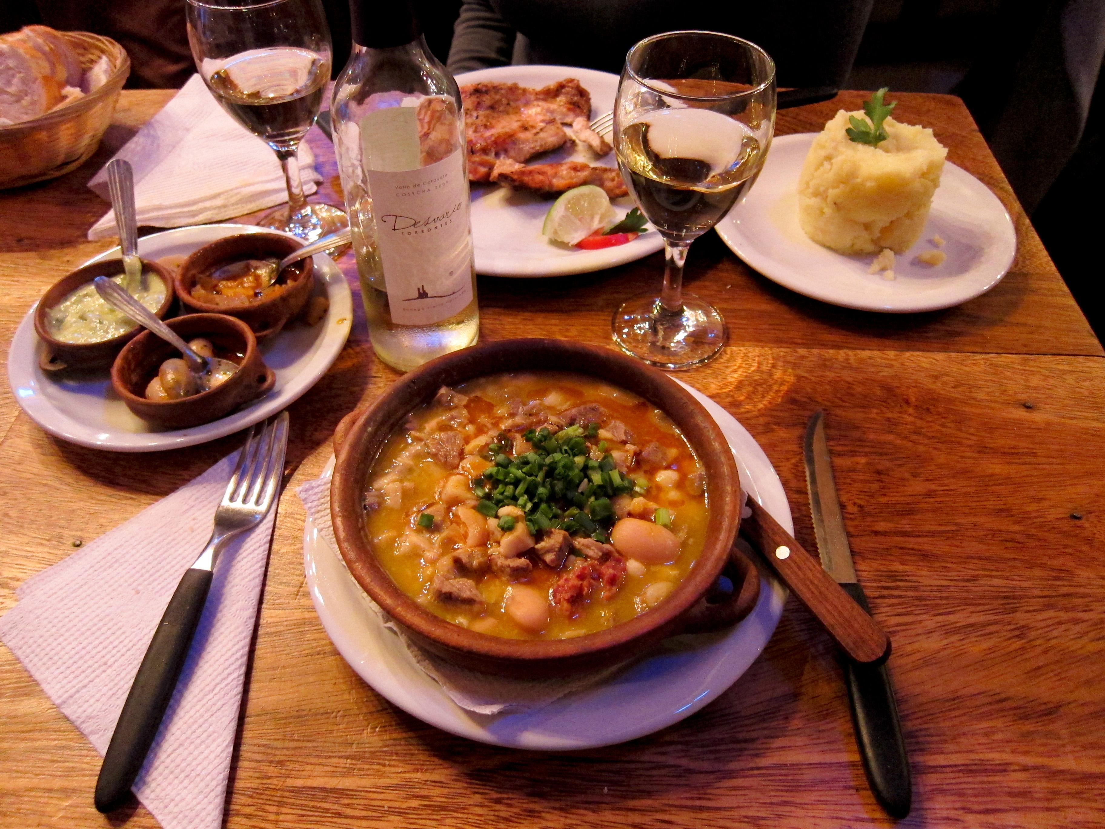 Le locro plat typique argentin cuisine plurielle - Recette de cuisine argentine ...