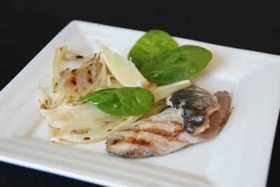 Sardine et fenouil grillés (1)