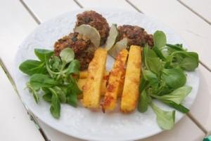 Boulette viande et polenta (3)