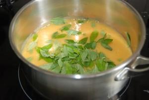 Soupe de pêches à la verveine (1)