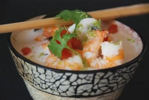 Soupe crevettes coco Alter Eco 1