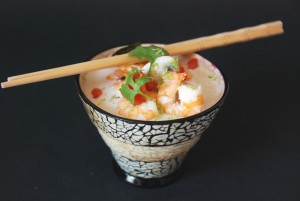 Soupe crevettes coco Alter Eco 3