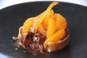 Tarte chocolat orange Alter Eco (15)