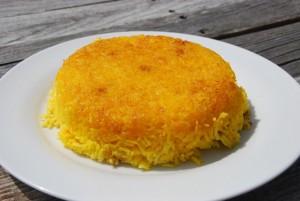 Riz au safran Iran (4)