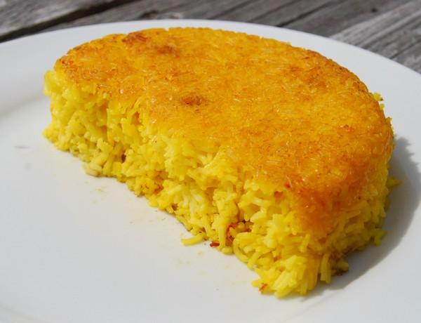 Retour DIran Pain De Riz Au Safran Cuisine Plurielle - Cuisine iranienne