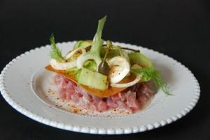 Tartare thon rouge (1)