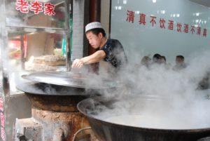 photo prise lors du dernier séjour en Chine
