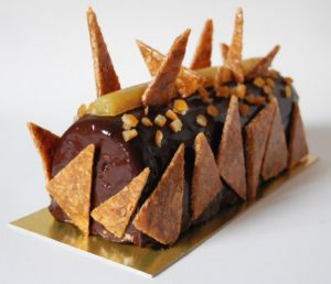 buche-chocolat-orange-nougatine
