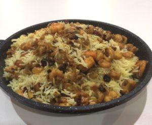 Meigou Polo Plat Iranien Découvert Avec Degust Co Cuisine - Cuisine iranienne