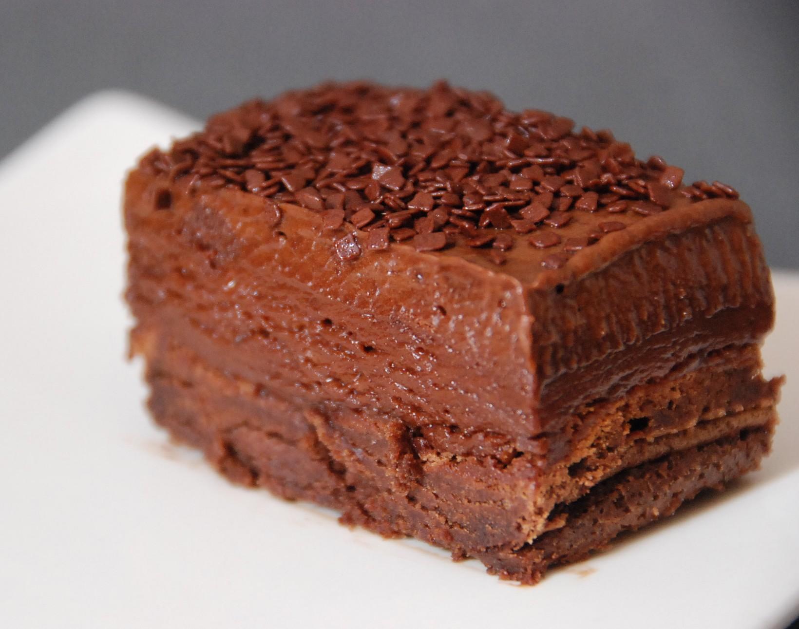 Recette mousse au chocolat qui se tient