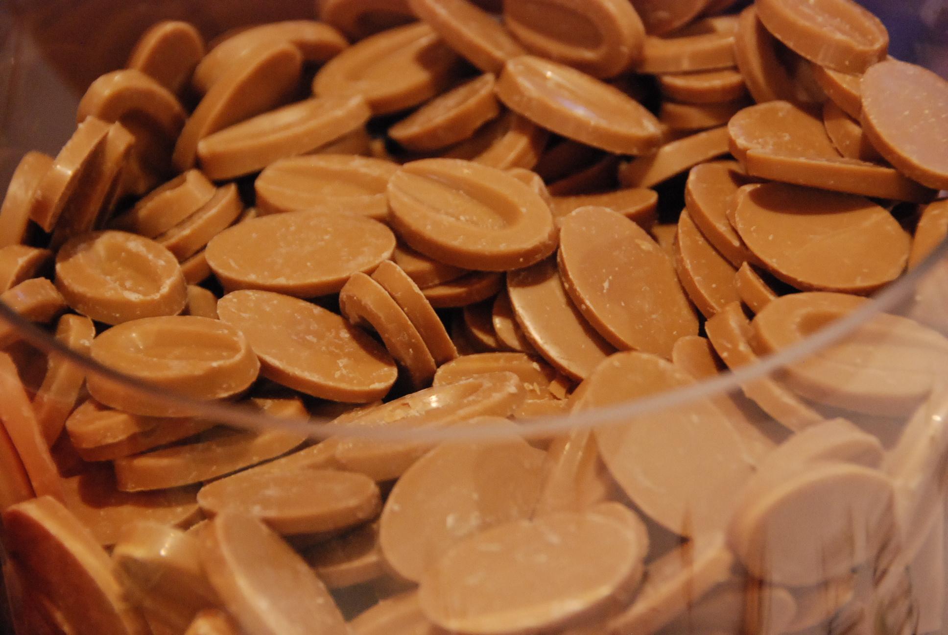 Chocolat dulcey