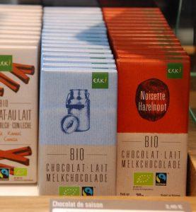 fe0002ded2cc9b Les emballages sont à 80% recyclés ou recyclables. Il ne peut y avoir  d'implantation partout car l'enseigne souhaite acheminer les produits de  manière ...